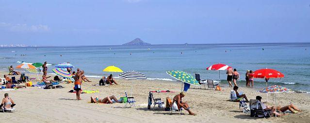 Pláž Mar Menor
