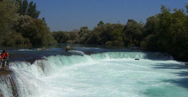 Vodopády Manavgat